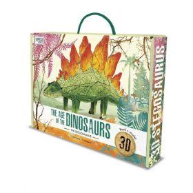 Sassi Dinosaur 3D Assemble & Book