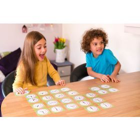 Time Teacher Playing Cards