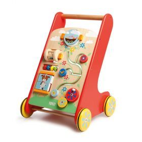 Tidlo Toys Activity Walker