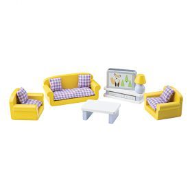Dolls House Living Room Furniture