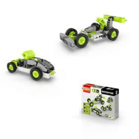 Engino | 3D construction models - 4in1 CARS