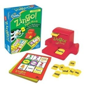 ThinkFun - Zingo! Sight Words Game