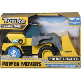 TONKA Power Moovers - Front Loader