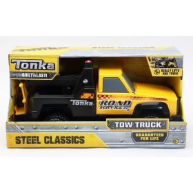 Tonka Classic Steel Tow Truck
