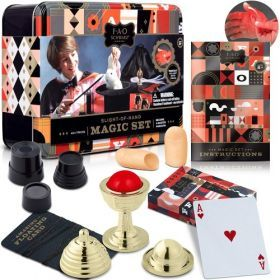 FAO Schwarz Sleight-of-Hand Magic Set