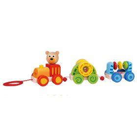 Pull Along - Little Bear Train