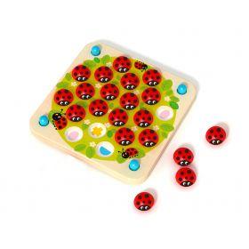 Memory Game-Ladybug