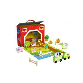 Farm Play Box