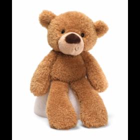 Gund Bear Fuzzy Beige