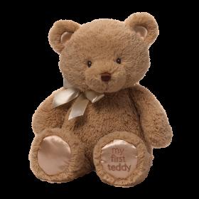 Gund Bear My First Teddy Tan 38Cm