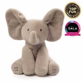 Gund Flappy Ear Peek-A-Boo Elephant