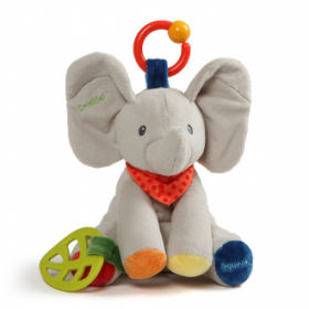 Gund Elephant Activity Toy
