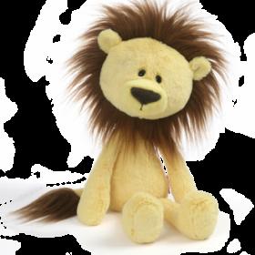 Gund Toothpick Zane Lion Plush Large 40Cm