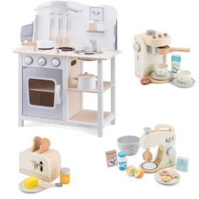 Classic White Kitchen Combo
