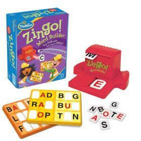 Thinkfun Zingo! Word Builder Game