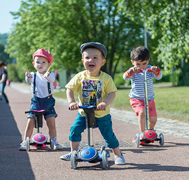 Childrens Scooter