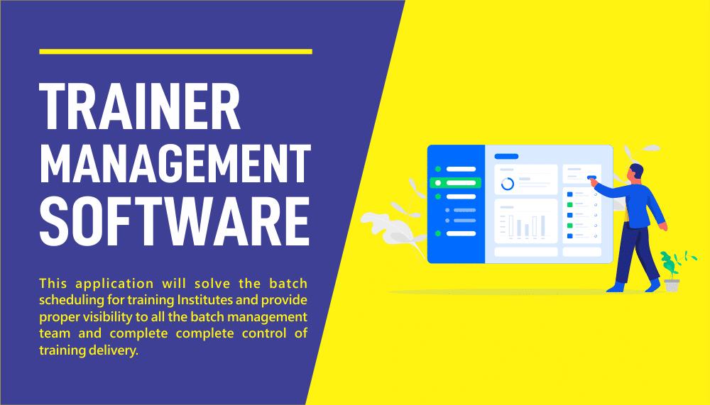 Trainer Management Software