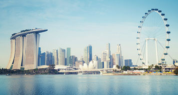 Charismatic Singapore
