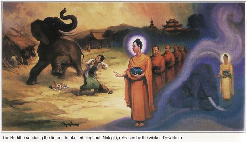 Life of the Buddha (English)