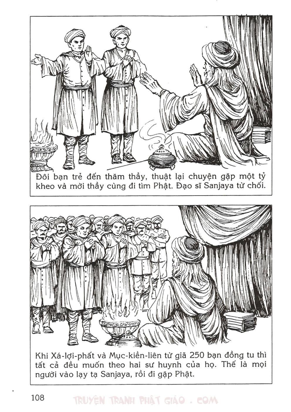 Thập Đại Đệ Tử - Xá Lợi Phất