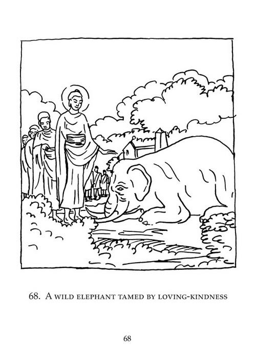 Cuộc đời Đức Phật qua tranh vẽ