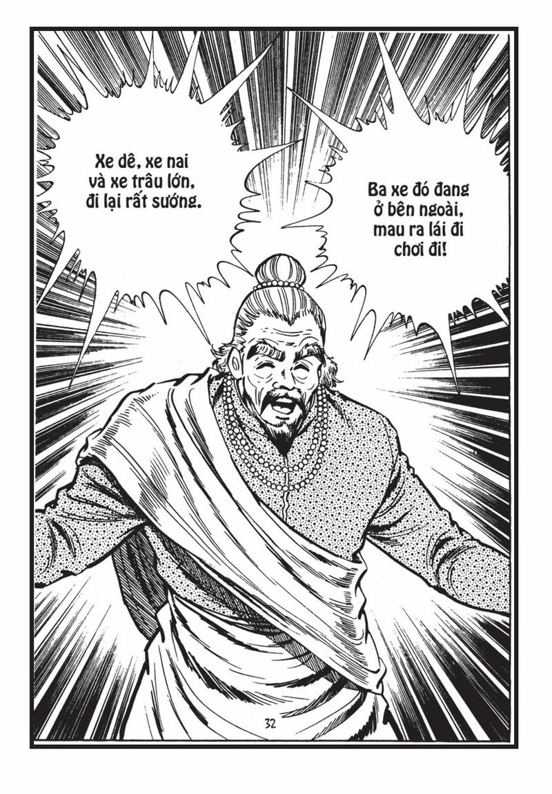Bảy Thí Dụ Trong Kinh Pháp Hoa