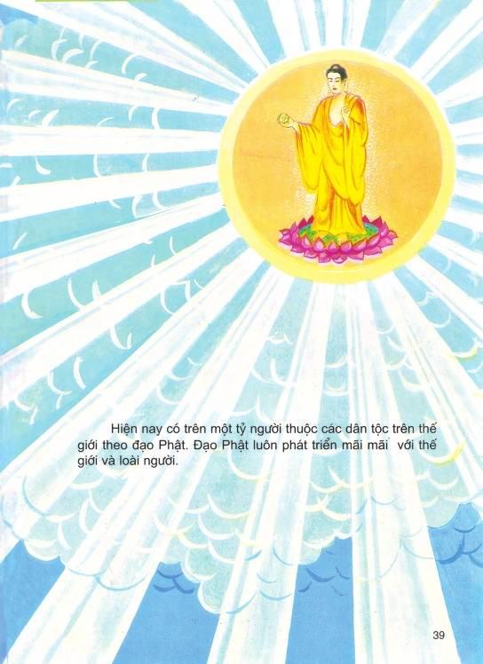 Truyện Tranh Về Đức Phật
