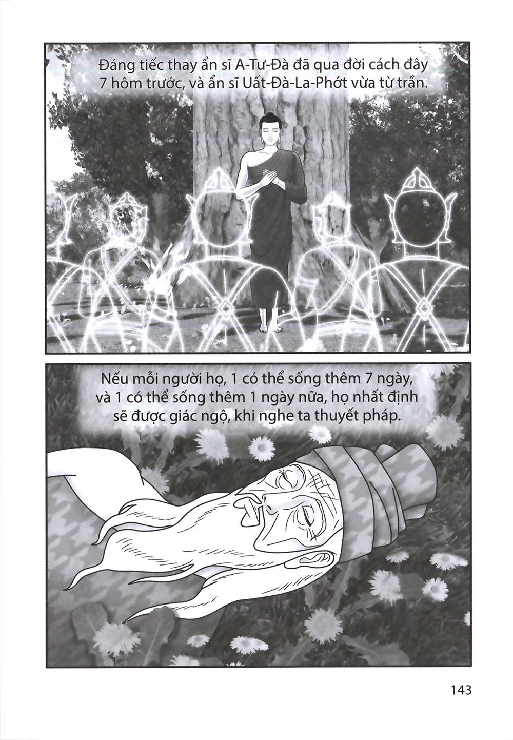 Đức Phật Thích Ca - Từ Sơ Sanh Đến Xuất Gia - Tập 1