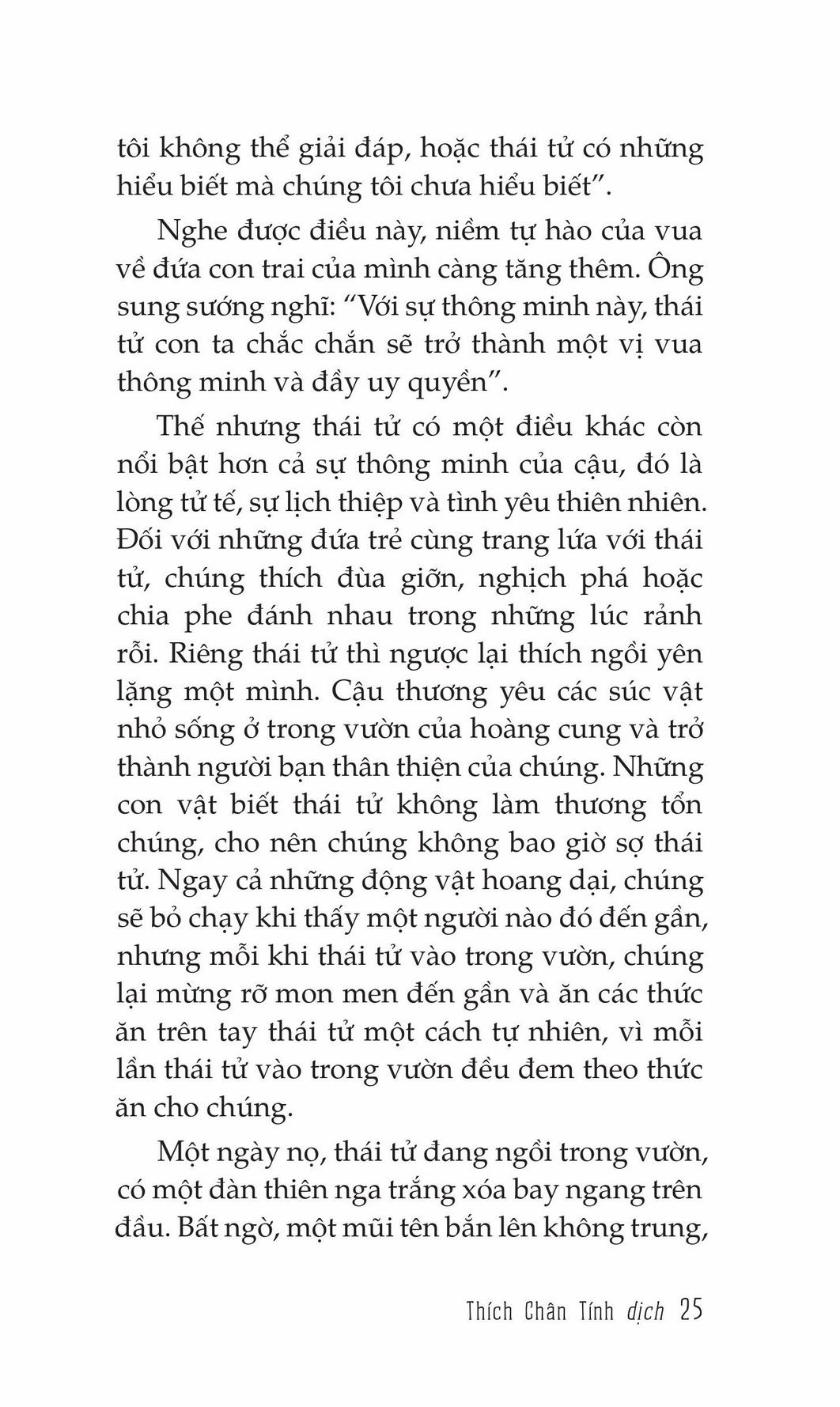Lược Truyện Đức Phật Thích Ca