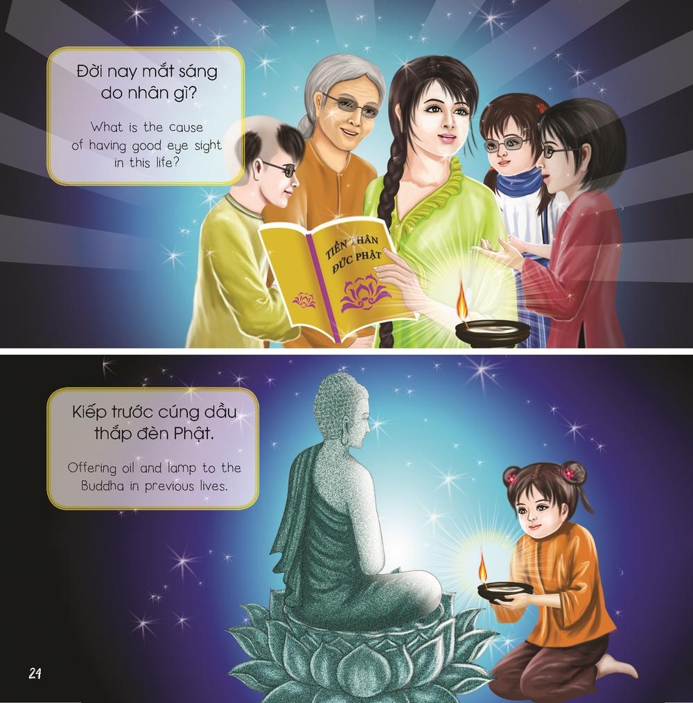 Bài Học Nhân Quả