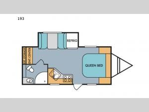 2021 RIVERSIDE RV RETRO Floorplan
