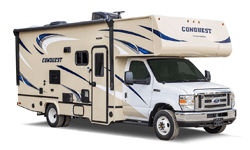 Motorhomes | Travelcamp