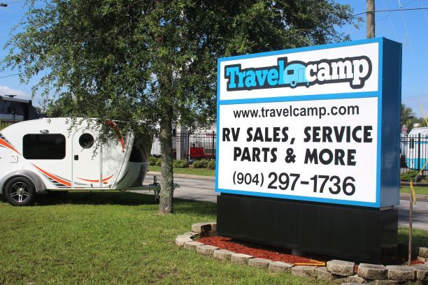 Jacksonville Location | Travelcamp | RV Dealership Jacksonville, FL