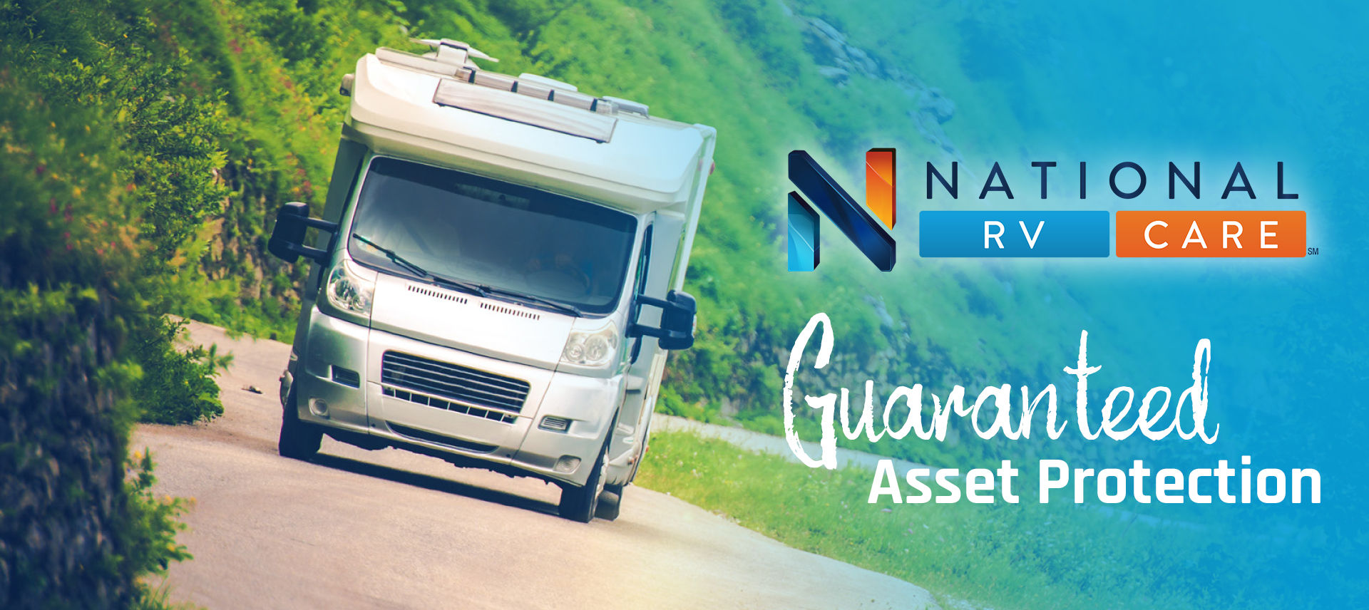 National RV Care | Guaranteed Asset Protection | Travelcamp