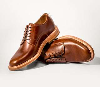 The Oxford Shoe in Whiskey