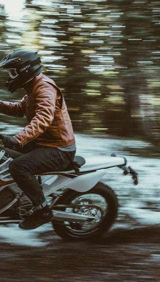 The Moto Jacket —Featuring The Leather Moto Jacket