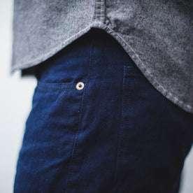 The Democratic Jean in Double Indigo Standard: Alternate Image 4