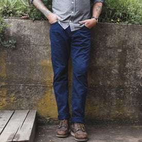 The Democratic Jean in Double Indigo Standard: Alternate Image 3