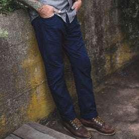 The Democratic Jean in Double Indigo Standard: Alternate Image 2
