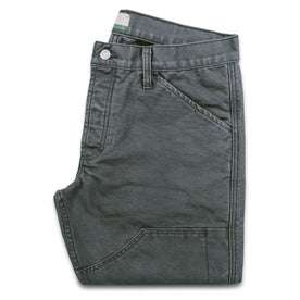 The Chore Pant in Washed Gravel: Featured Image