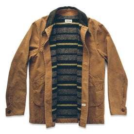 The Barn Jacket in Camel: Alternate Image 7