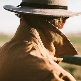 The Barn Jacket in Camel: Alternate Image 2
