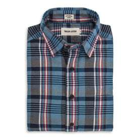 The California in Navy Madras: Featured Image