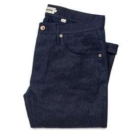 The Democratic Jean in Double Indigo Standard: Featured Image