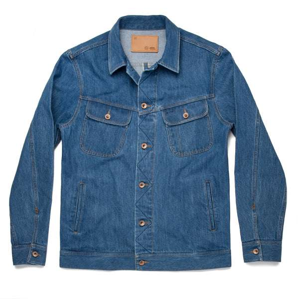 ddbdc59690 The Long Haul Jacket in Organic  68 24 Month Wash