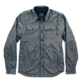 The Albion Jacket in Grey: Featured Image