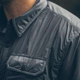 The Albion Jacket in Grey: Alternate Image 2