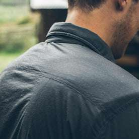 The Albion Jacket in Grey: Alternate Image 3