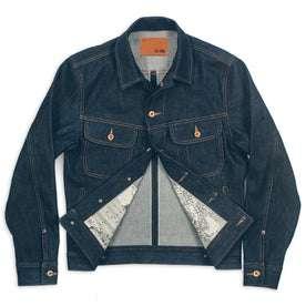 Cone Mills Jacket Detail