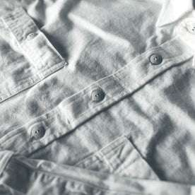 The California in White Everyday Chambray: Alternate Image 4